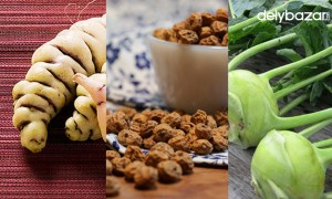 5 exotic vegetables and their health facts