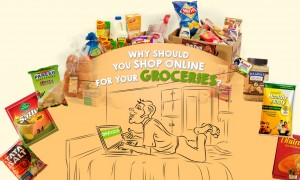 Why should you shop online for your groceries?