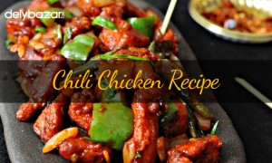 Chili Chicken Recipe