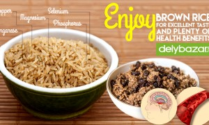 Enjoy Dawat Basmati Brown Rice for Excellent Taste and Plenty of Health Benefits