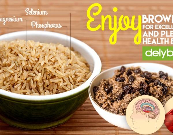 Enjoy Dawat Basmati Brown Rice for Excellent Taste and Plenty of Health Benefits