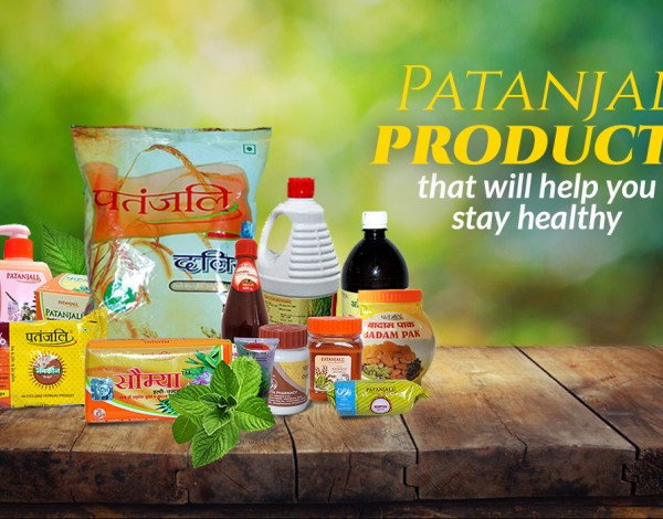 Herbal Patanjali products online store that will help you stay healthy