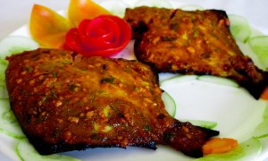 Tandoori Pomfret Fish Recipe