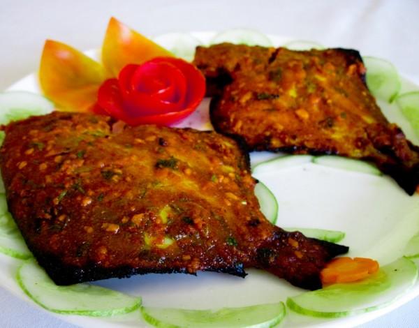 Tandoori Pomfret Fish Recipe
