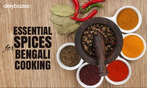 Spices: An Essential Part of Bengali Cuisine