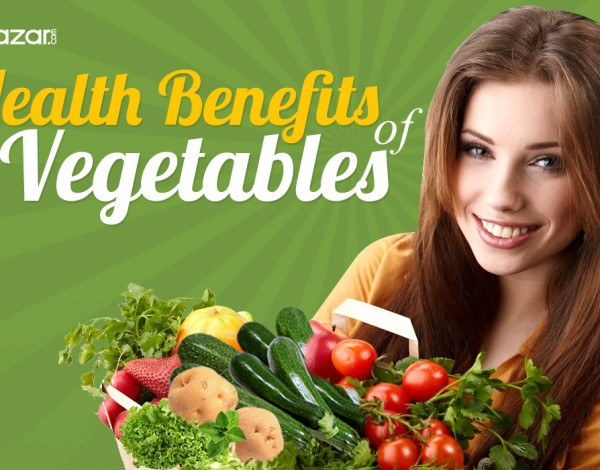 Health Benefits of Vegetables