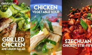 3 Simple Chicken Recipes for Heart Patient