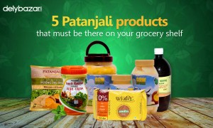 5 Patanjali Products That Must Be There On Your Grocery Shelf