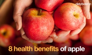 8 Health Benefits of Apple