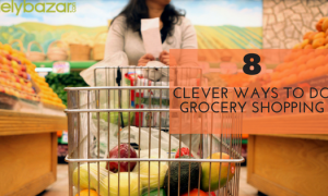 8 Clever Ways To Do Grocery Shopping