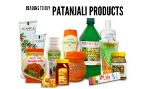 5 Reasons Why Buy Patanjali Products