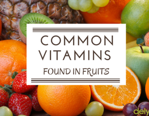 Common Vitamins Found in Fruits