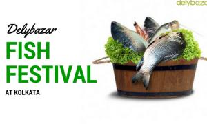 Fish Festival in Kolkata By Delybazar