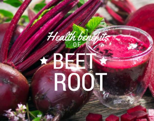 Beet Root: Health Benefits