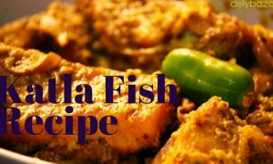 Popular Katla Fish Recipes