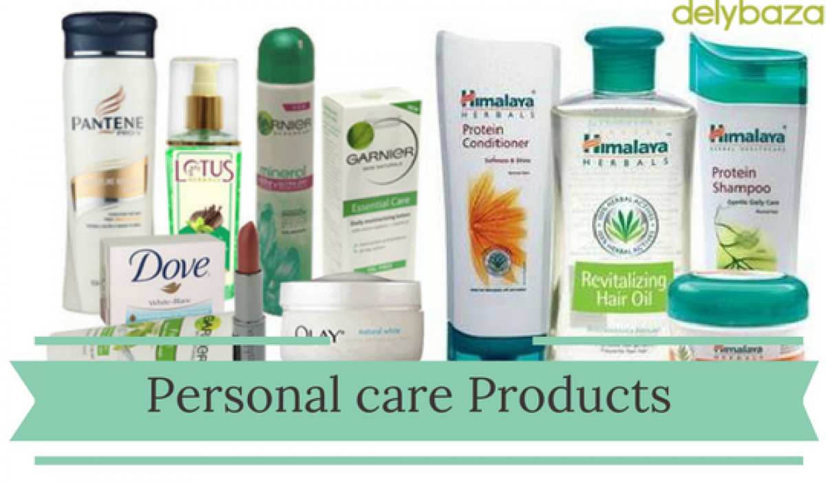 Personal Care Products For Healthy Skin
