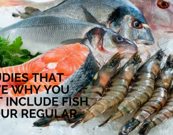 5 Studies That Prove Why You Must Include Fish In Your Regular Diet