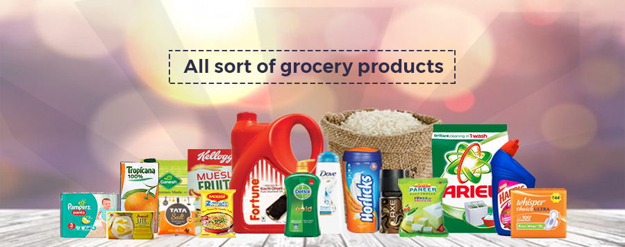 Varieties of Grocery Product