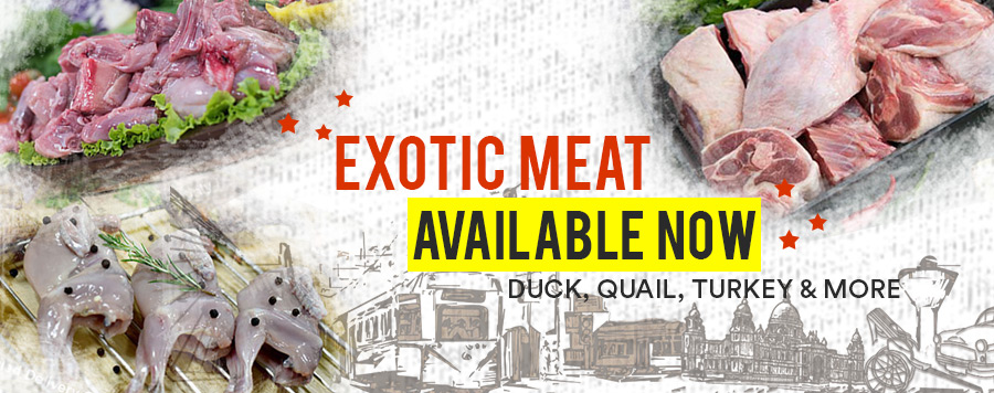 Exotic Meat