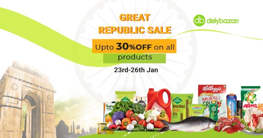 Great Republic Sale